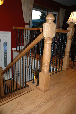 Handrail And Stair Installation Refinshing Restoration